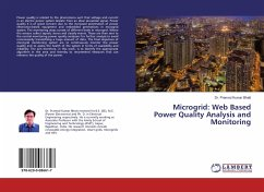 Microgrid: Web Based Power Quality Analysis and Monitoring
