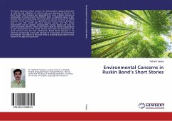 Environmental Concerns in Ruskin Bond's Short Stories