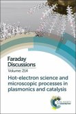 Hot-electron Science and Microscopic Processes in Plasmonics and Catalysis