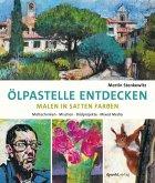 Ölpastelle entdecken - Malen in satten Farben (eBook, ePUB)