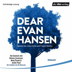 Dear Evan Hansen (MP3-Download) - Emmich, Val; Pasek, Benj; Levenson, Steven; Paul, Justin