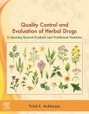 Quality Control and Evaluation of Herbal Drugs (eBook, ePUB)