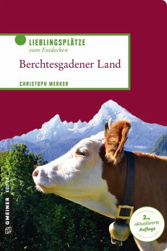 Berchtesgadener Land (eBook, ePUB) - Merker, Christoph