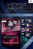 Lustvolle Nächte - Fünf erotische Liebesromane (eBook, ePUB)