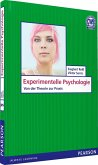 Experimentelle Psychologie - Von der Theorie zur Praxis (eBook, PDF)