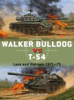 Walker Bulldog vs T-54 (eBook, PDF) - McNab, Chris