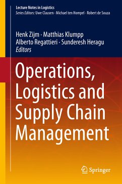 Operations, Logistics and Supply Chain Management (eBook, PDF)