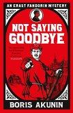 Not Saying Goodbye (eBook, ePUB)