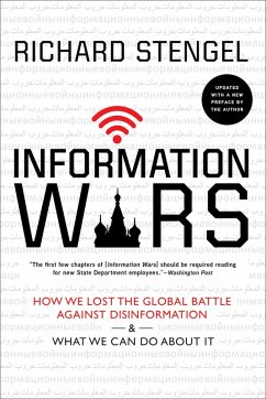 Information Wars (eBook, ePUB) - Stengel, Richard