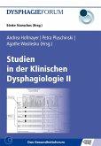 Studien in der Klinischen Dysphagiologie II (eBook, PDF)