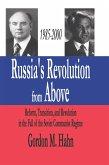 Russia's Revolution from Above, 1985-2000 (eBook, ePUB)
