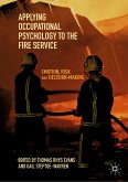 Applying Occupational Psychology to the Fire Service (eBook, PDF)
