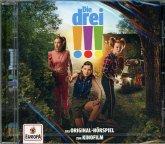 Die drei !!! - Das Original-Hörspiel zum Kinofilm, 1 Audio-CD