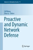 Proactive and Dynamic Network Defense (eBook, PDF)