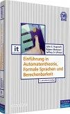 Einführung in Automatentheorie, Formale Sprachen und Berechenbarkeit (eBook, PDF)