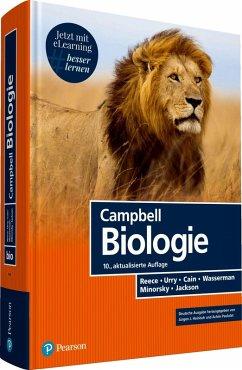 Campbell Biologie (eBook, PDF) - Campbell, Neil A.; Reece, Jane B.; Urry, Lisa A.; Cain, Michael L.; Wasserman, Steven A.; Minorsky, Peter V.; Jackson, Robert B.