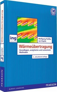 Wärmeübertragung (eBook, PDF) - Kopitz, Jan; Polifke, Wolfgang