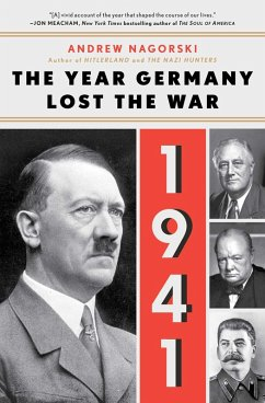 1941: The Year Germany Lost the War (eBook, ePUB) - Nagorski, Andrew