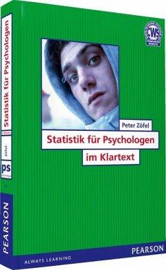 Statistik für Psychologen (eBook, PDF) - Zöfel, Peter