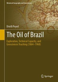 The Oil of Brazil (eBook, PDF) - Peyerl, Drielli