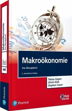 Makroökonomie Übungsbuch (eBook, PDF) - Hagen, Tobias; Klüh, Ulrich; Sauer, Stephan