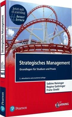 Strategisches Management (eBook, PDF) - Reisinger, Sabine; Gattringer, Regina; Strehl, Franz