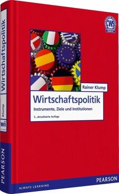 Wirtschaftspolitik (eBook, PDF) - Klump, Rainer