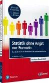 Statistik ohne Angst vor Formeln inkl. MyLab (eBook, PDF)