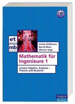 Mathematik für Ingenieure 1 (eBook, PDF) - Hoffmann, Armin; Marx, Bernd; Vogt, Werner