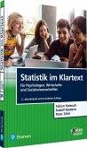 Statistik im Klartext (eBook, PDF)