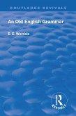 Revival: An Old English Grammar (1922) (eBook, ePUB)