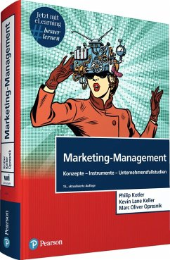 Marketing-Management (eBook, PDF) - Kotler, Philip; Keller, Kevin Lane; Opresnik, Marc Oliver