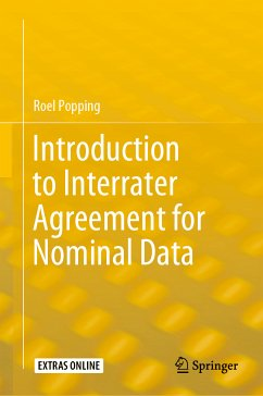 Introduction to Interrater Agreement for Nominal Data (eBook, PDF) - Popping, Roel