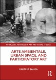 Arte Ambientale, Urban Space, and Participatory Art (eBook, ePUB)