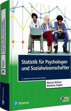 Statistik für Psychologen und Sozialwissenschaftler (eBook, PDF) - Bühner, Markus; Ziegler, Matthias