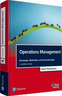 Operations Management (eBook, PDF) - Thonemann, Ulrich