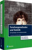 Forschungsmethoden und Statistik für Psychologen und Sozialwissenschaftler (eBook, PDF)