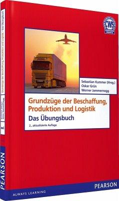 ÜB Grundzüge der Beschaffung, Produktion und Logistik (eBook, PDF) - Kummer, Sebastian; Jammernegg, Werner; Grün, Oskar