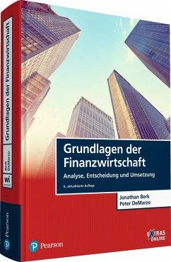 Grundlagen der Finanzwirtschaft (eBook, PDF) - Berk, Jonathan; Demarzo, Peter