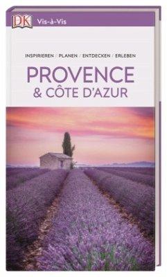 Vis-à-Vis Reiseführer Provence & Côte d'Azur