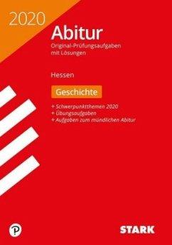 Abiturprüfung Hessen 2020 - Geschichte GK/LK