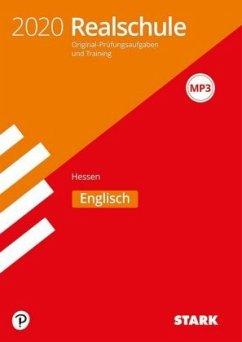 Original-Prüfungen und Training Realschule 2020 - Englisch - Hessen