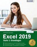 Excel 2019 - Grundlagen für Einsteiger (eBook, PDF)