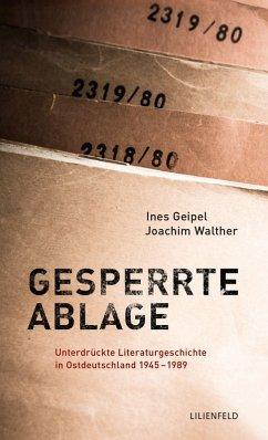 Gesperrte Ablage (eBook, ePUB) - Geipel, Ines; Walther, Joachim