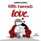 Catana Comics Little Moments of Love 2020 Square Wall Calendar