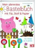 Mein allererstes Bastelbuch mit Filz, Stoff & Papier (Mängelexemplar)