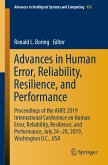 Advances in Human Error, Reliability, Resilience, and Performance (eBook, PDF)