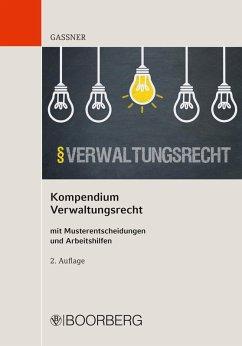 Kompendium Verwaltungsrecht (eBook, PDF) - Gassner, Kathi