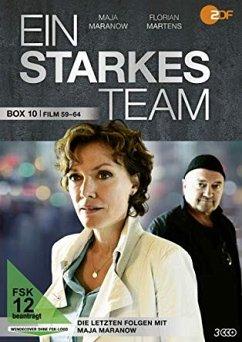 Ein starkes Team - Box 10 (Folgen 59-64) DVD-Box
