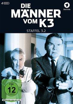 Die Männer vom K3 - Staffel 3.2 DVD-Box